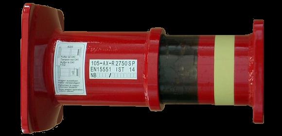Crash Buffer 150 kJ (UIC)